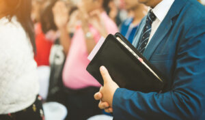 There is a purpose to preaching to your congregation.